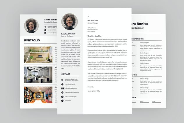 Shiny Resume Designer - product preview 3