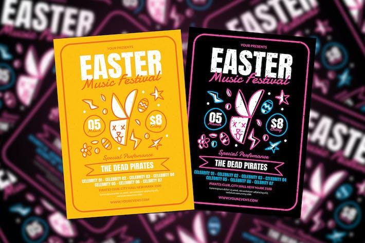 Thumbnail for Easter Music Festival