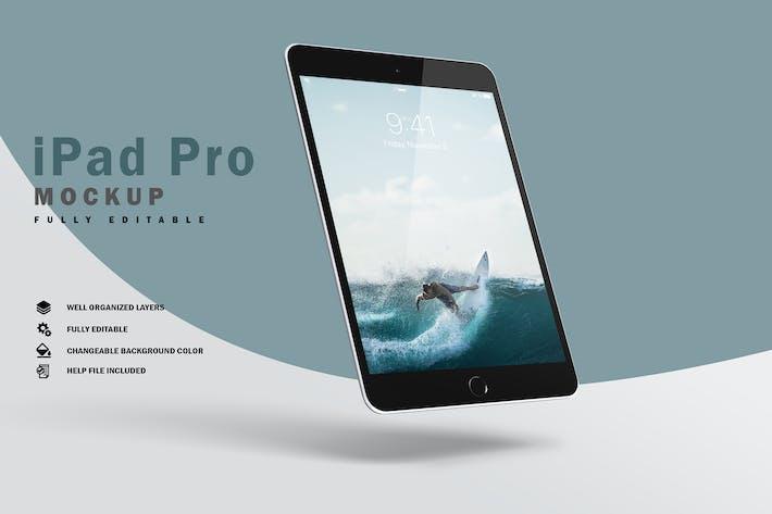 Thumbnail for iPad Air Mockup V.4