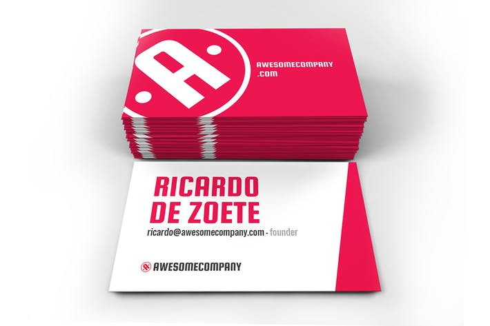DIAGONAL Business Card
