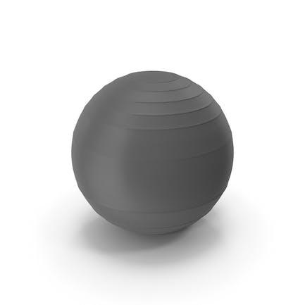 Pilates Ball Grey