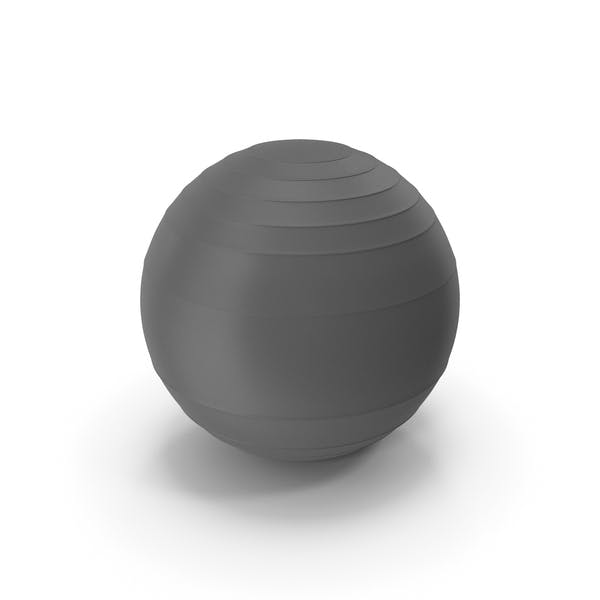 Pilates Ball Grey