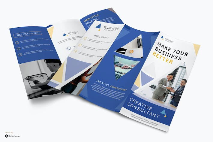 Thumbnail for Business - Trifold vol.04 YR