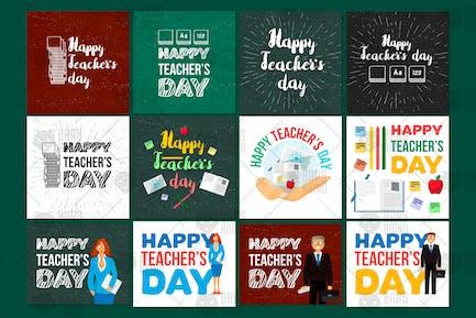 Salutations de la Journée des enseignants