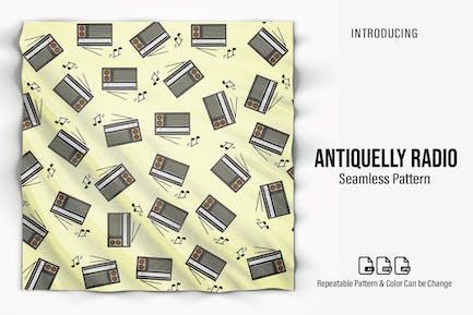 Antiquelly Radio Patterns