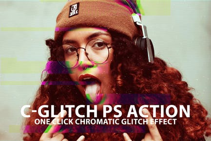 C-Glitch PS Action