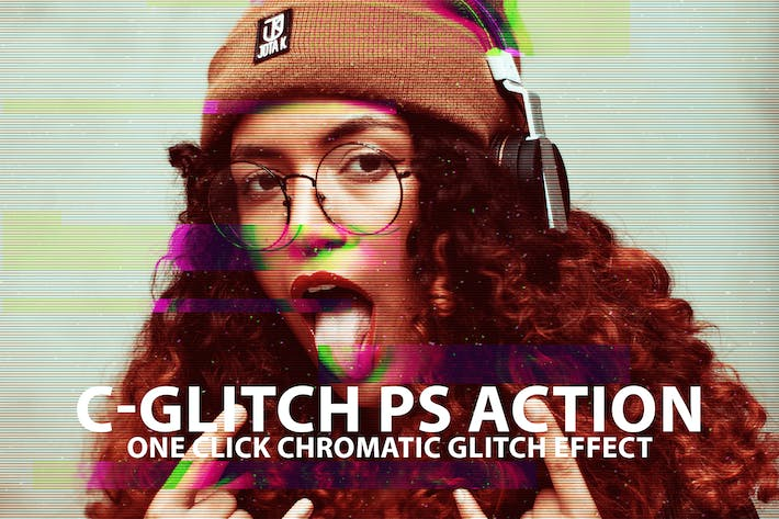 Thumbnail for C-Glitch PS Action
