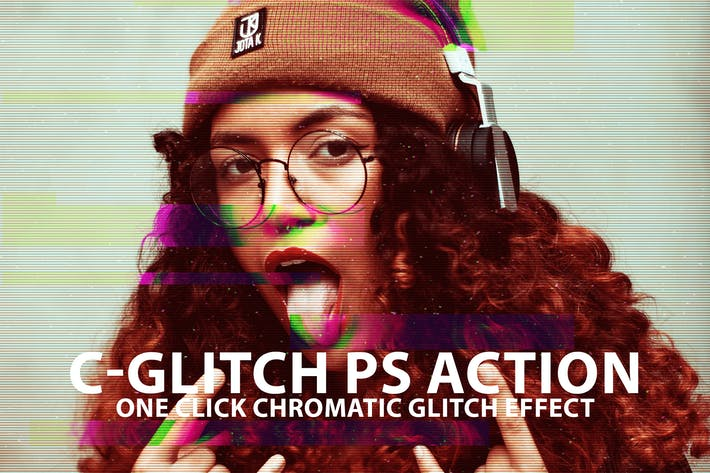 Thumbnail for Действие C-Glitch PS