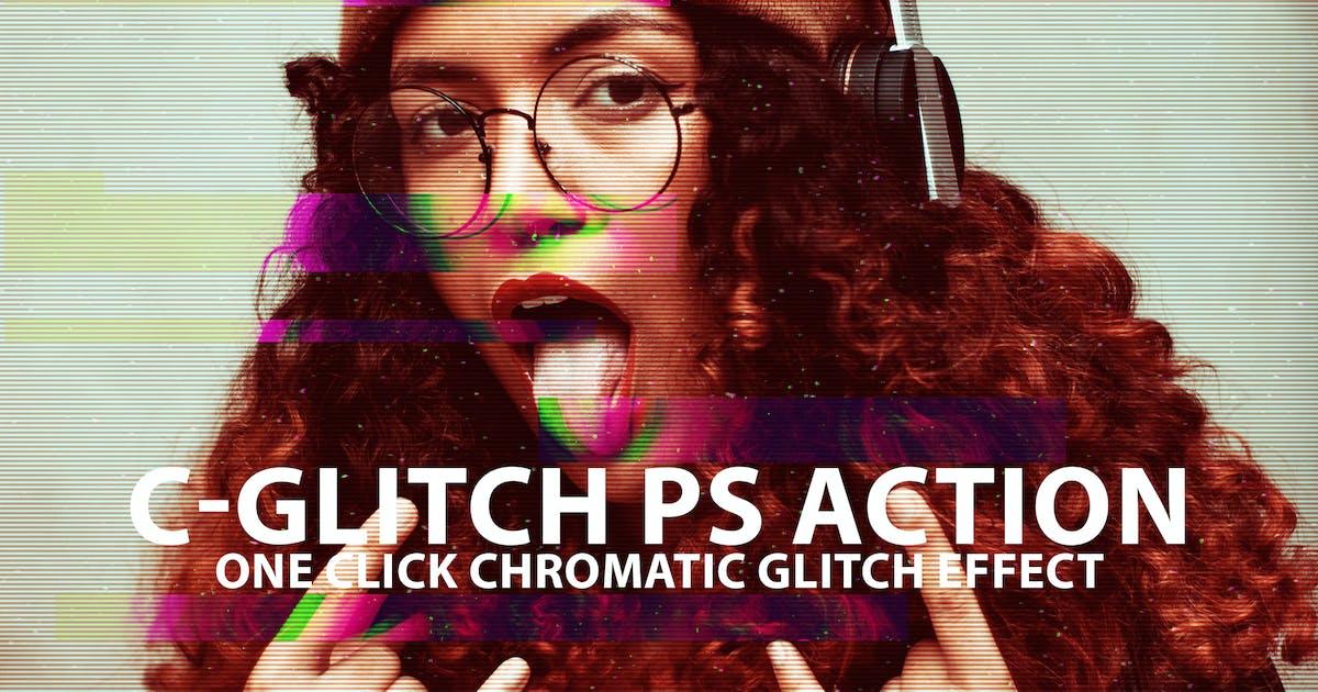 Download C-Glitch PS Action by Abdelrahman_El-masry