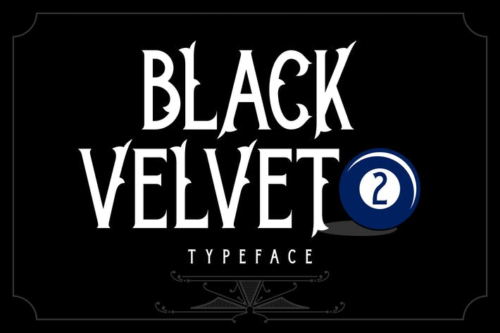 Thumbnail for Black Velvet 2