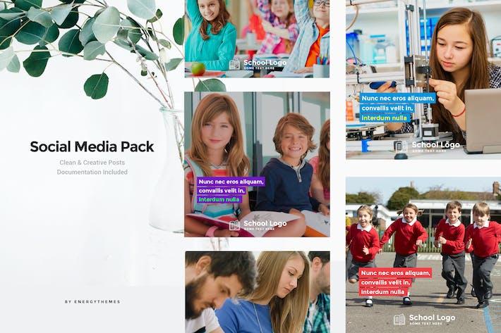 Thumbnail for Social Media Banners - Vol44