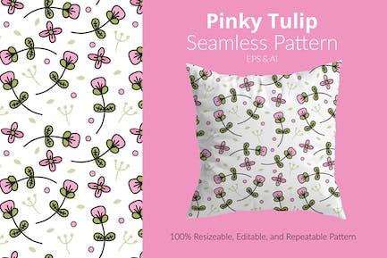 Pinky Tulpenmuster