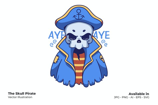 The Skull Pirate