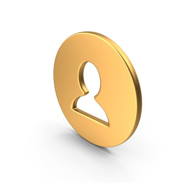 Thumbnail for User Symbol Gold