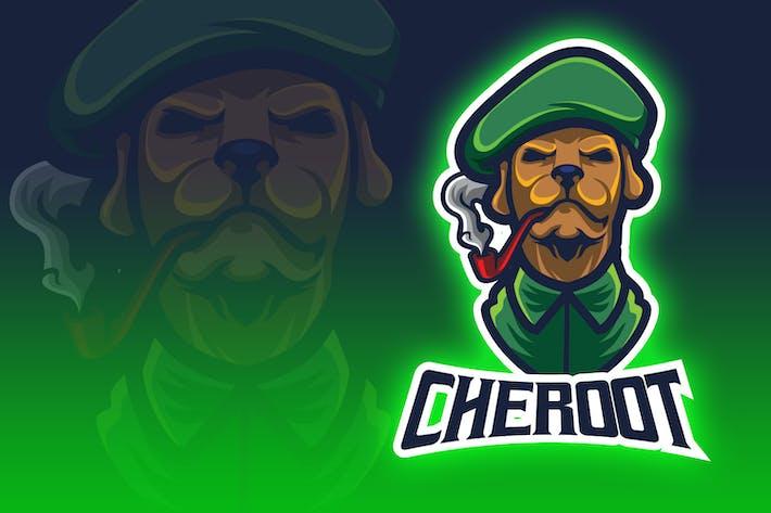 Smoking Dog Esport Logo