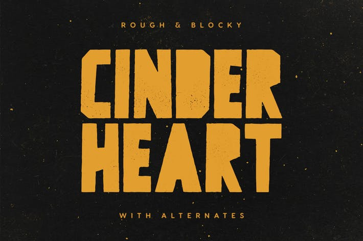 Cover Image For Cinderheart