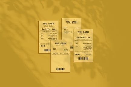 The Cash Business Card