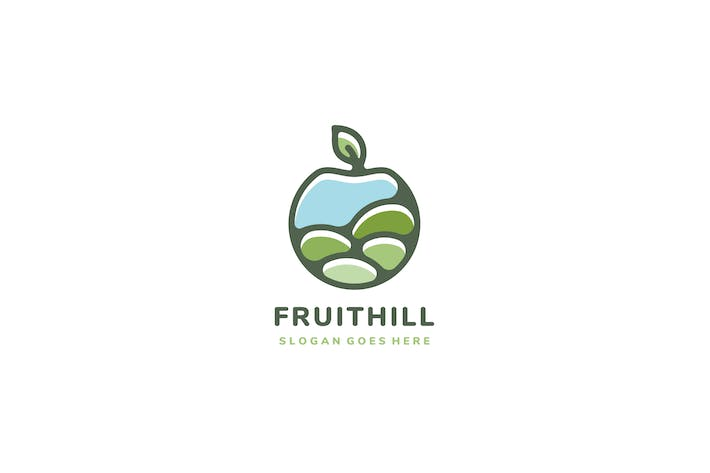 Thumbnail for Logo Fruits Hill