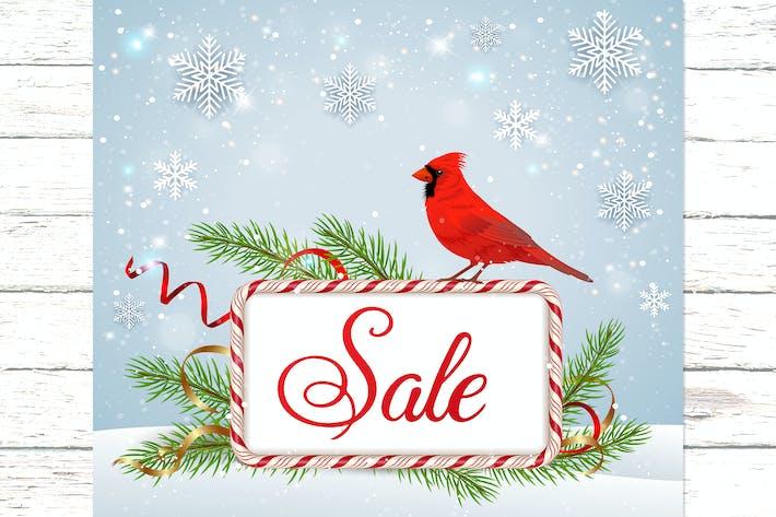 Thumbnail for bannière de vente de Noël