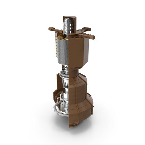 Pumpe Wasserturbine