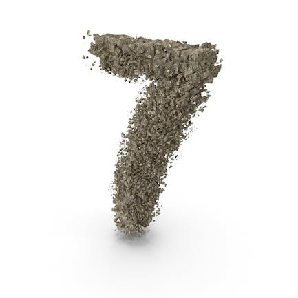 Vernichtungsstein Nummer 7