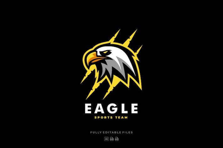 Thumbnail for Eagle Sports and E-sports Logo