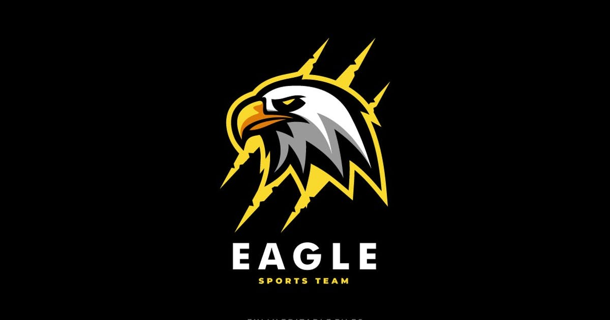 Download Eagle Sports and E-sports Logo by ivan_artnivora
