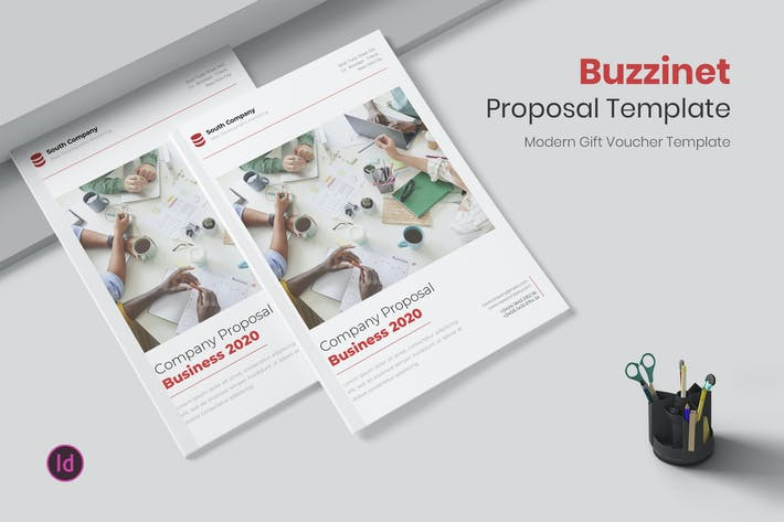 Thumbnail for Buzzinet Proposal