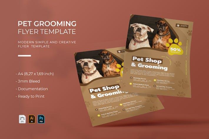 Pet Grooming | Flyer