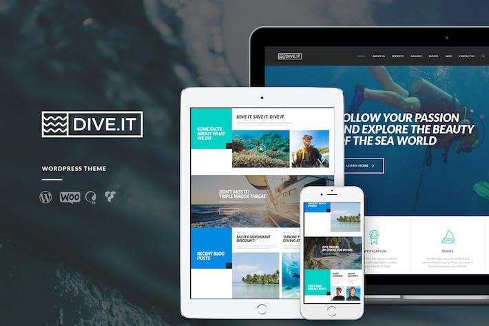 DiveIt - Scuba Diving School, Sea Travel