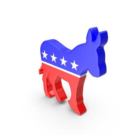 Logo del Partido Demócrata
