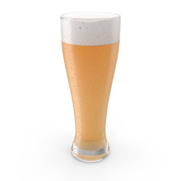 Beer with Droplets