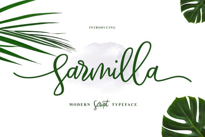 Thumbnail for Guión Sarmilla