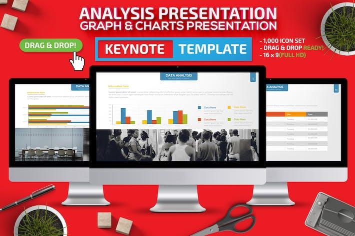 Thumbnail for Analysis Keynote Presentation Template