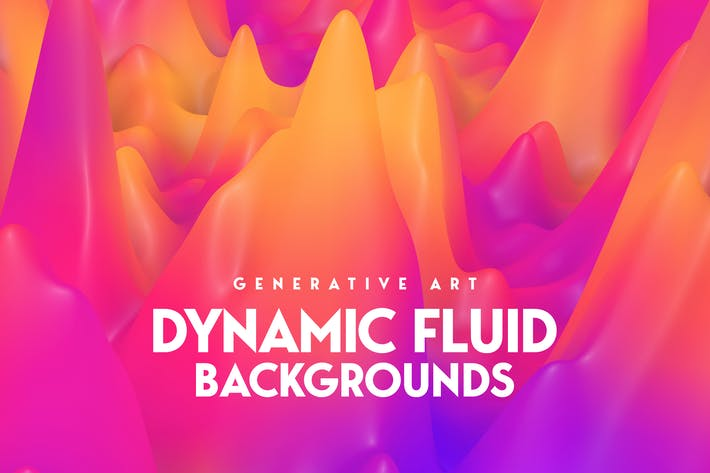 Thumbnail for Liquid Splash 3D Backgrounds