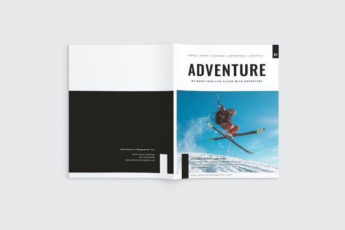 Thumbnail for Magazine Sport Aventure