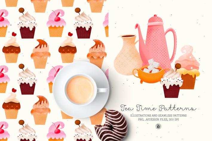 Thumbnail for Tea Time Patterns