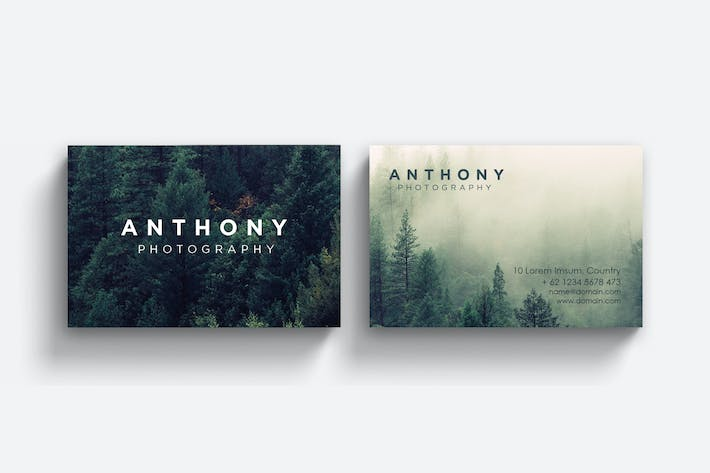 Photography business card template by jiwstudio on envato elements photography business card template wajeb Images