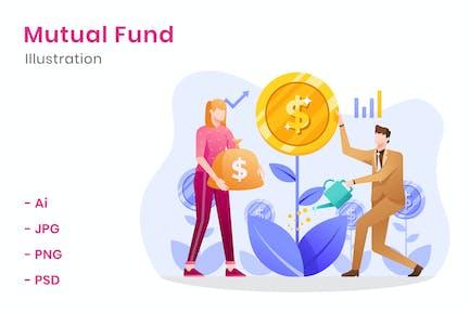 Mutual Fund Illustration