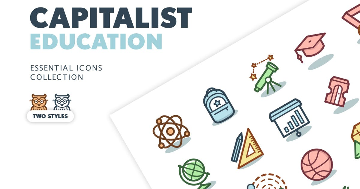 Download Capitalist Icons: Education by Unknow