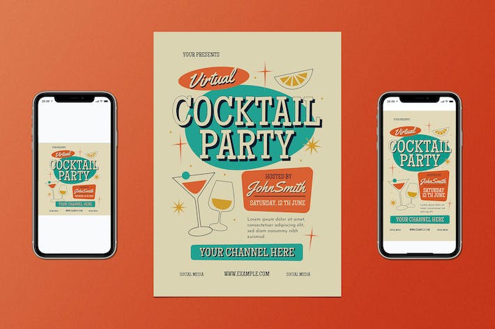 Thumbnail for Virtual Cocktail Party