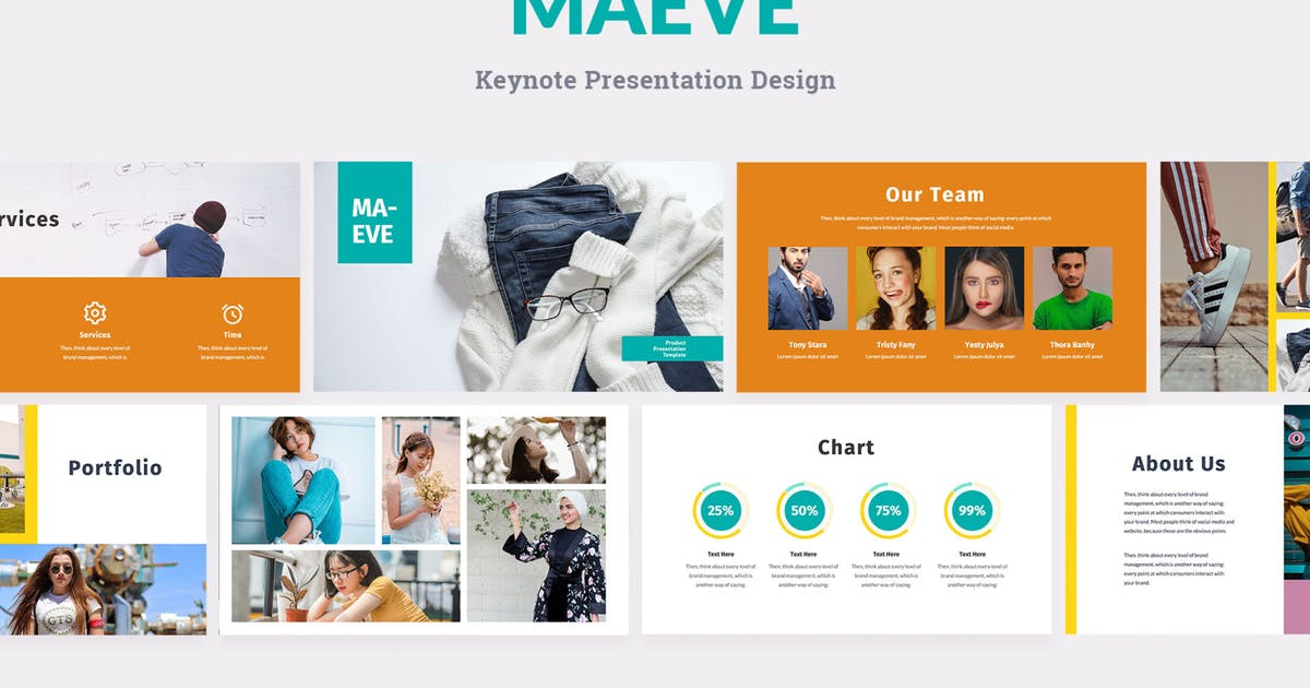 Download Maeve - Powerpoint Template by sudutlancip