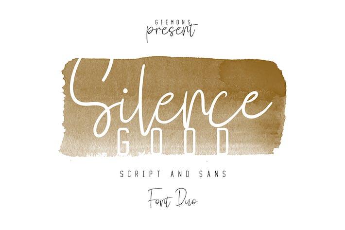 Thumbnail for Silence Script