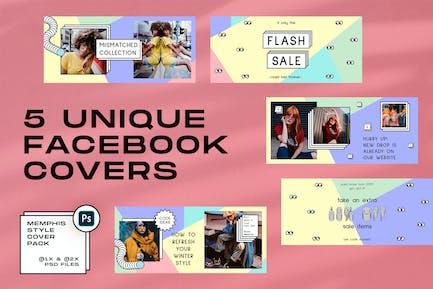 Memphis Facebook Covers