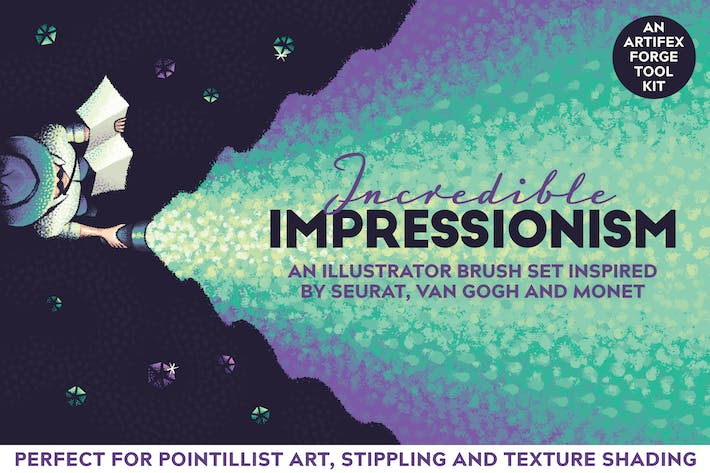 Thumbnail for Incredible Impressionism | Brushes