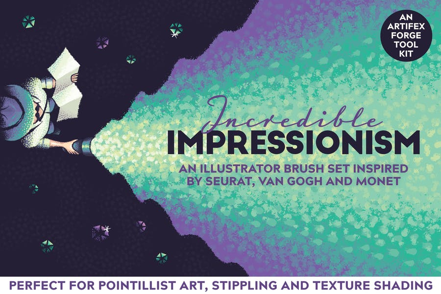 Incredible Impressionism   Brushes