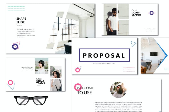 Thumbnail for Proposal Business Keynote - LS
