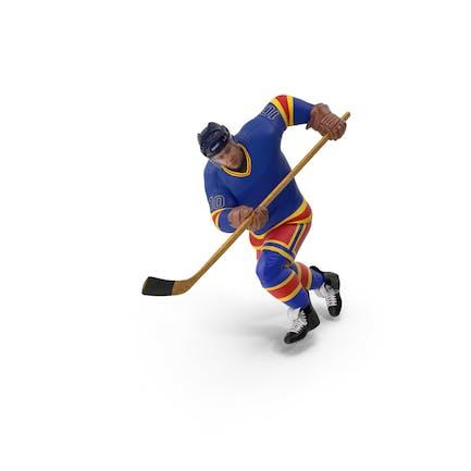 Hockey Atacante Personaje