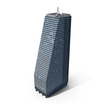 Строительство небоскреба