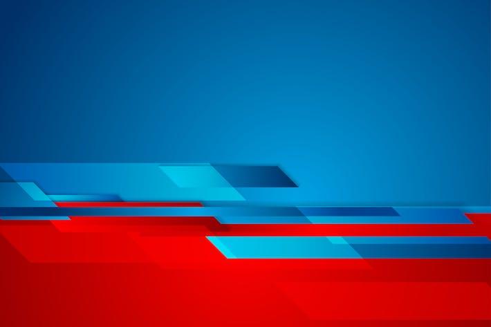 Technologie geometrischen abstrakten Hintergrund